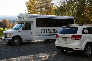 The Cheers Vehicles