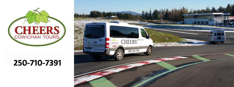 Catch the Cheers Bus on the Racing Track!